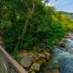 Cachoeira do Poço Fundo - Praia do Bonete - Ilhabela