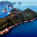 Ilha da Vitória e dos Pescadores - Arquipélago de Ilhabela