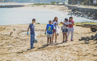 Dia Mundial de Limpeza de Praia