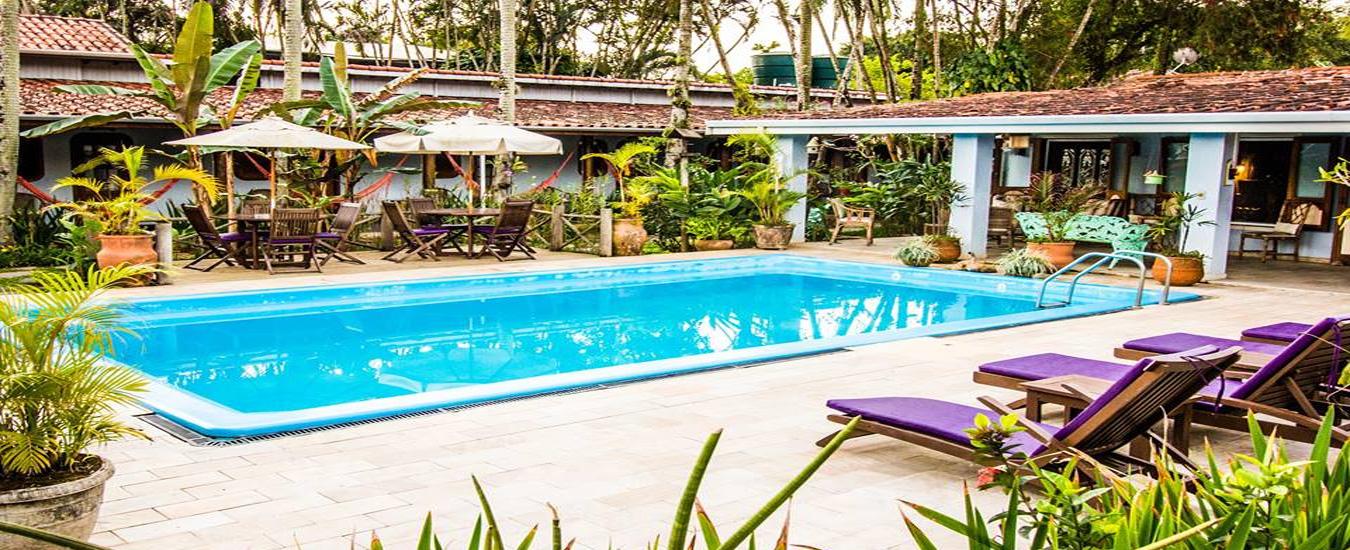 Hotel Pousada Do Capit O Hospedagem Em Ilhabela