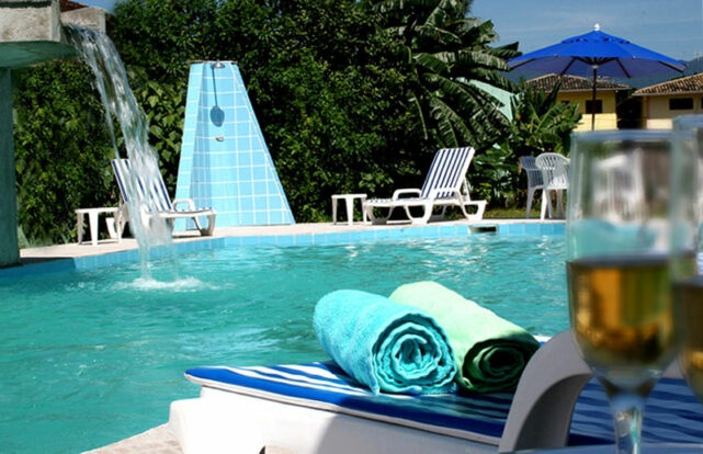 Costa Bela Apart Hotel e Pousada em Ilhabela