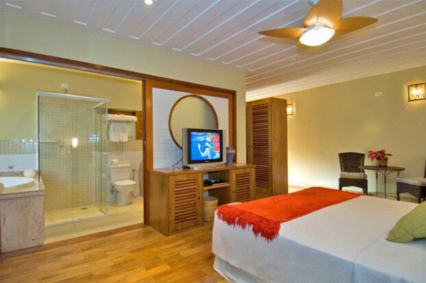 Hotel Fita Azul - Quarto - Portal Ilhabela.com.br