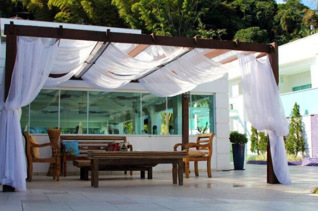 Hotel Ilhabela - Área de lazer - Portal Ilhabela.com.br