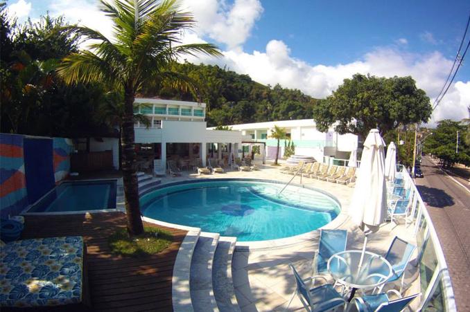 Hotel Ilhabela - Piscina - Portal Ilhabela.com.br