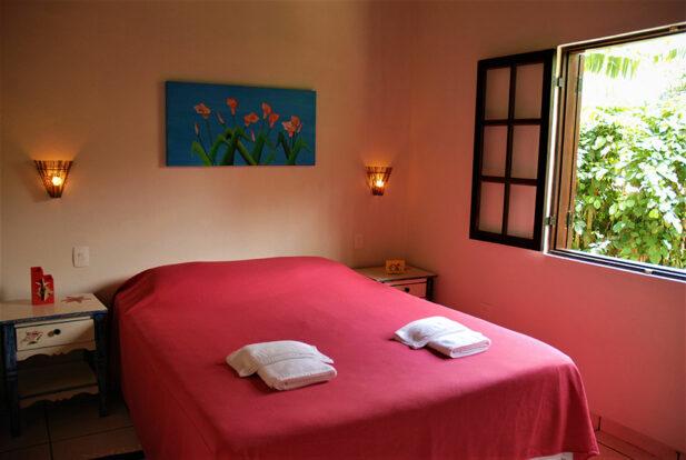 Ilhabela - Apartamento Pousada Banana Verde - Ilhabela.com.br