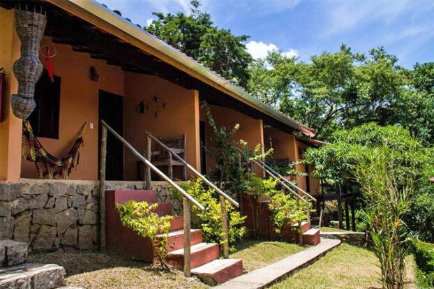 Pousada Pôr do Sol - Suítes - Portal Ilhabela.com.br