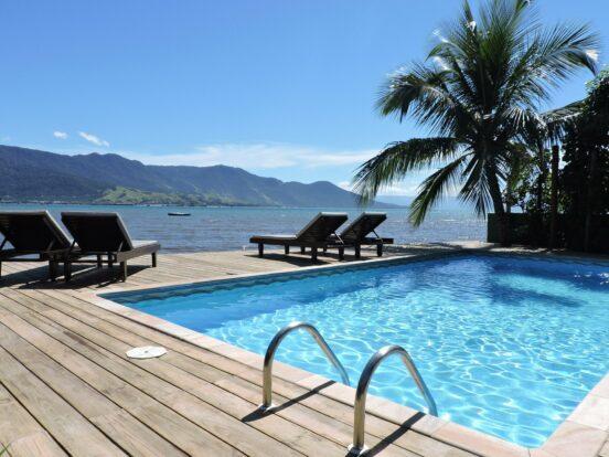 Pousada Vila das Velas - Frente ao Mar em Ilhabela
