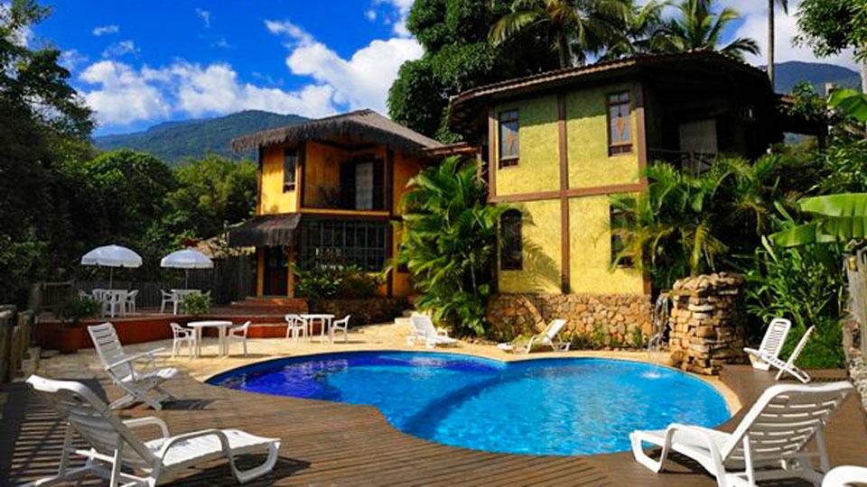 Pousada Villaggio Assis - Ilhabela