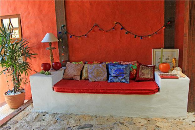 Pousada Villaggio Assis - Lounge - Portal Ilhabela.com.br