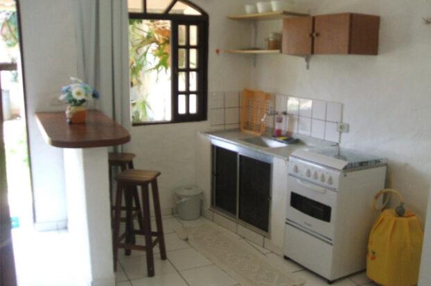 Raiar do Baepi Chalés - Cozinha - Portal Ilhabela.com.br