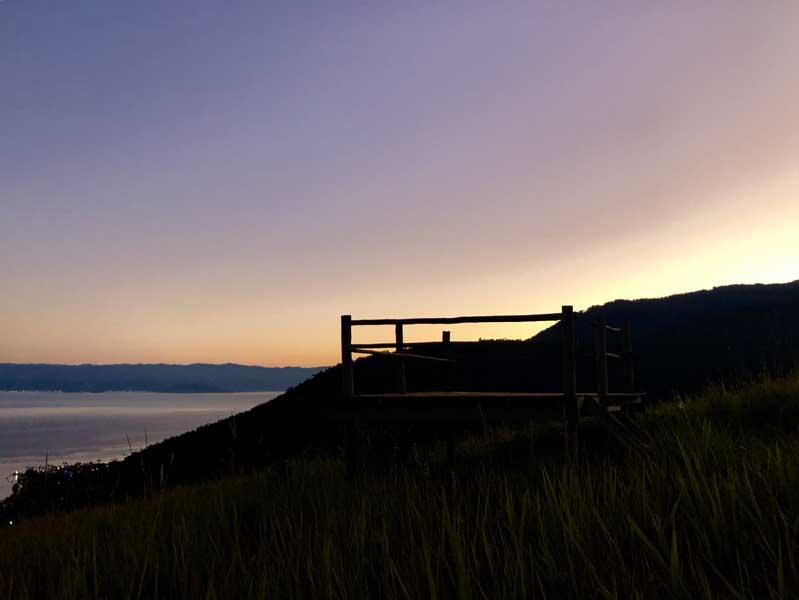 Mirante da Trilha do Baepi - Ilhabela - Por Elas Mundo Afora