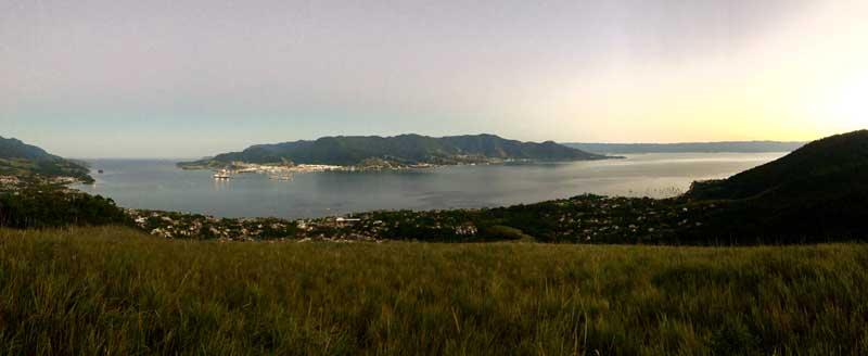 Vista do Mirante do Baepi - Ilhabela - Elas Mundo Afora
