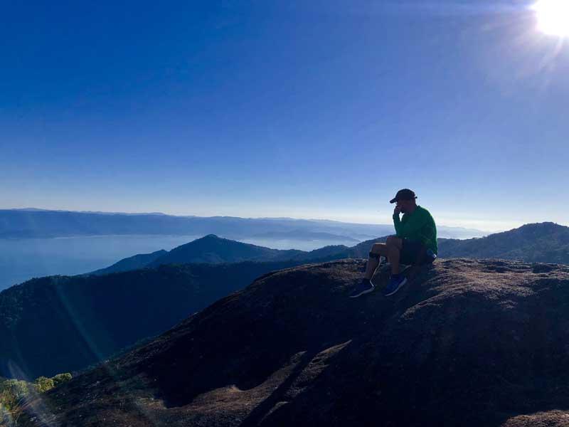 Pico do Baepi - Ilhabela - Por Elas Mundo Afora