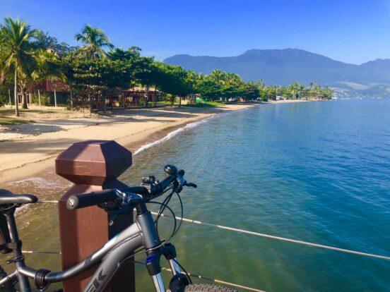 Bike Píer do Engenho D'Água - Ilhabela