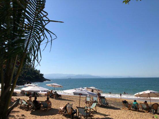 Espaço Tangará - Praia do Jabaquara - Ilhabela (Foto: Ilhabela.com.br)
