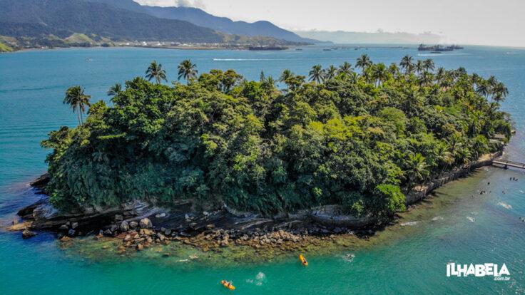 Ilha das Cabras - Ilhabela