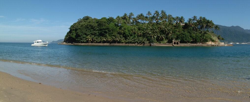 Ilha das Cabras (Foto: Fernando Tomanik) - Portal Ilhabela.com.br