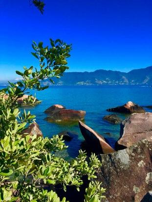 Pedras do Sino - Praia de Garapocaia - Ilhabela