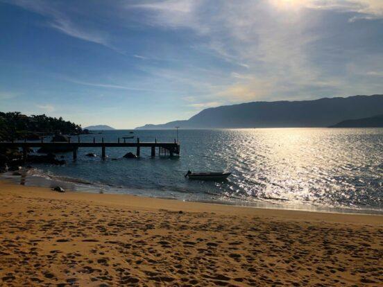 Píer da Praia Grande - Ilhabela