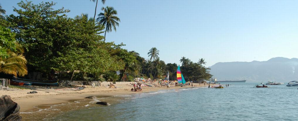 Praia da Armação - Ilhabela - Foto: Fernando Tomanik