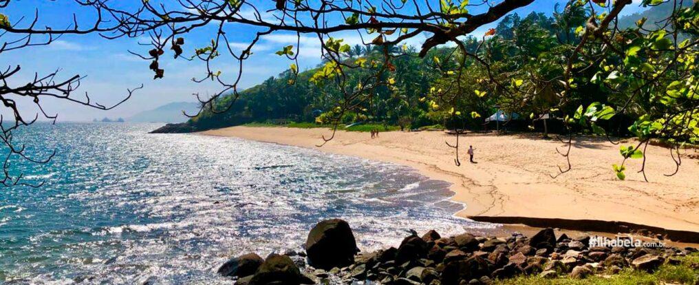 Praia de Feiticeira - Ilhabela