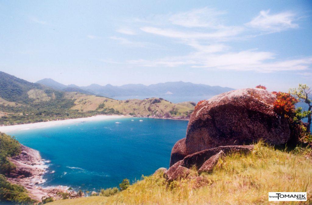 Praia do Bonete - Ilhabela (foto: Fernando Tomanik)