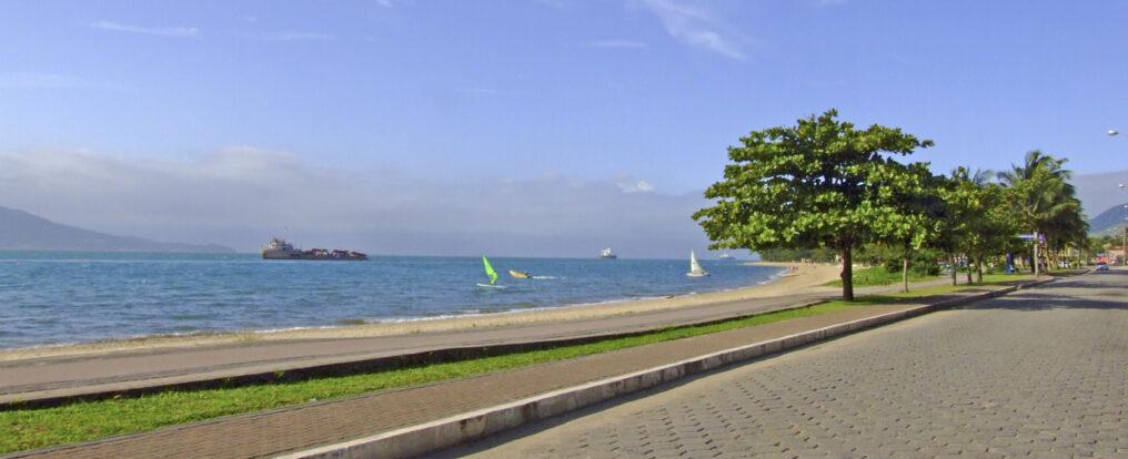 Praia do Engenho D´Água - Foto Fernando Tomanik - Portal Ilhabela.com.br
