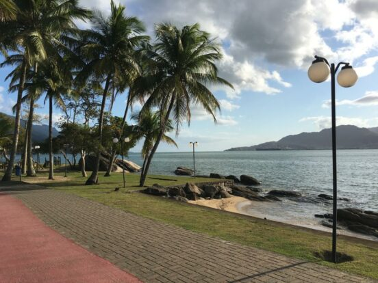 Praia do Itaguaçu - Ilhabela