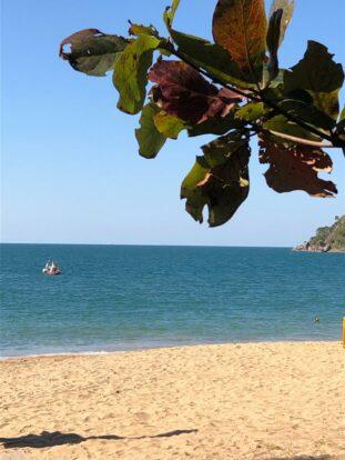 Praia do Jabaquara - Ilhabela (Foto: Ilhabela.com.br)