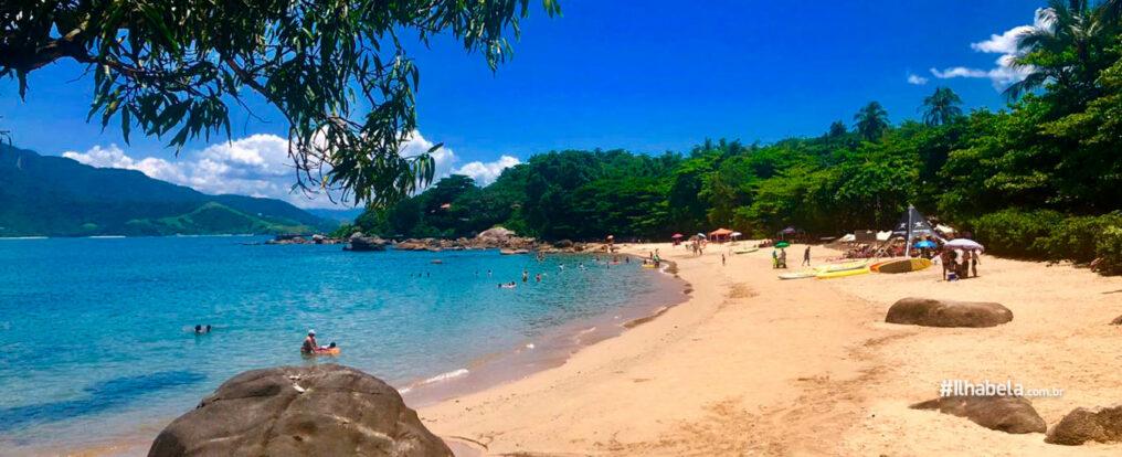 Praia do Julião - Ilhabela - Ilhabela.com.br