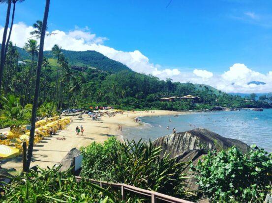 Praia de Garapocaia (Pedra do Sino) Ilhabela