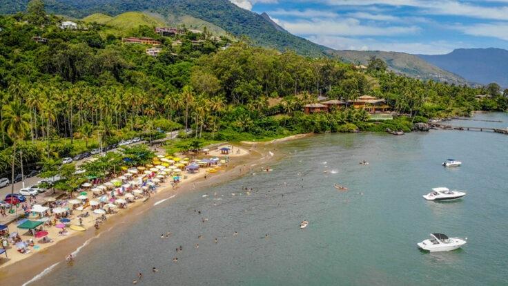 Praia do Sino (Garapocaia) Ilhabela