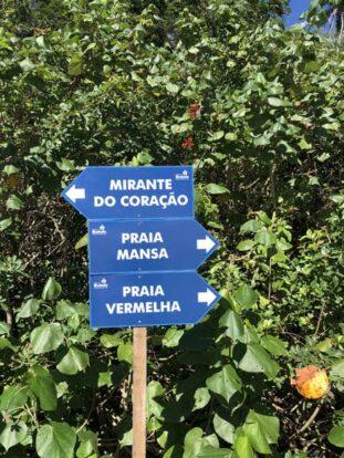 Trilha da Praia Mansa e Vermelha em Ilhabela - Elas Mundo Afora