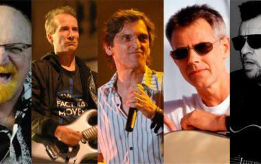 """Ilhabela terá """"Jam Session"""" com grandes nomes do rock brasileiro"""
