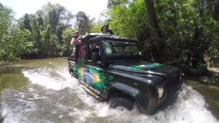 Passeio de Jipe em Ilhabela - Castelhanos - Maremar Turismo