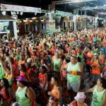 Bloco da Camisinha no Carnaval de Ilhabela