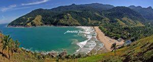 Praia do Bonete - Ilhabela (foto: Marco Yamin)
