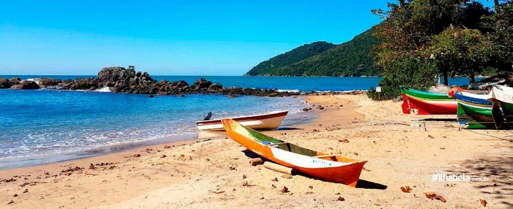 Praia Mansa - Ilhabela - Ilhabela.com.br