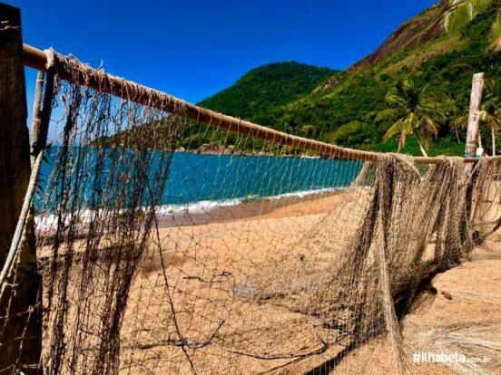 Praia Vermelha - Ilhabela - Ilhabela.com.br