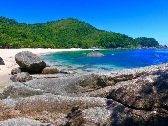 Praia do Indaiauba - Bonete - Ilhabela