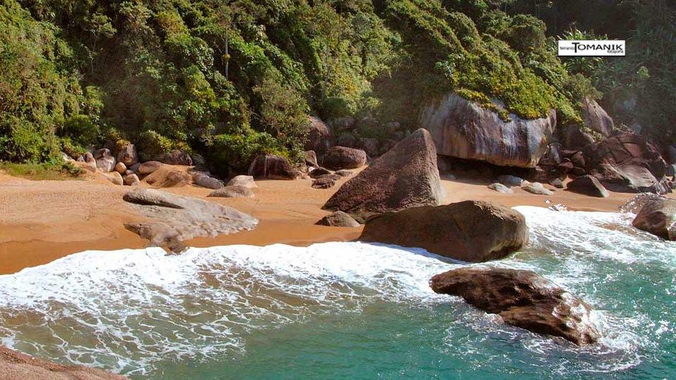 Praia do Gato - Castelhanos - Ilhabela (Foto: Fernando Tomanik)