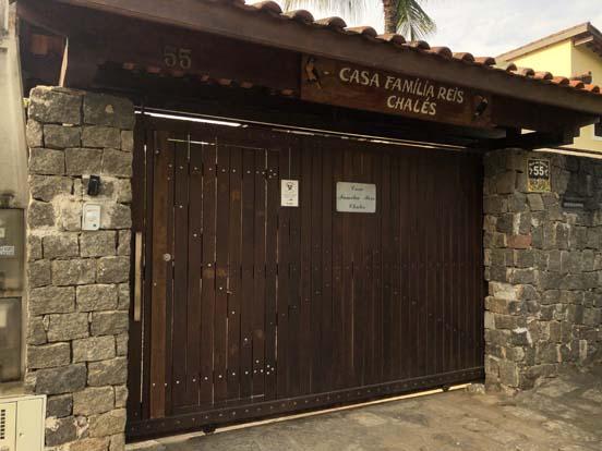 Chalés Família Reis em Ilhabela