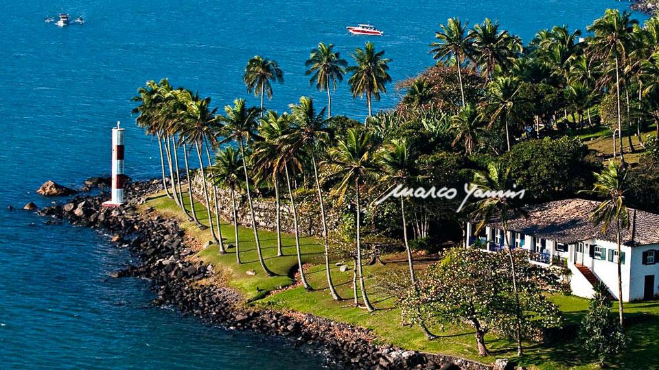 Farol da Ponta das Canas - Ilhabela