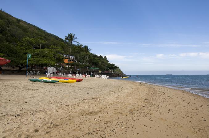 Praia das Pedras Miúdas - Ilhabela (Foto: Fernando Tomanik)