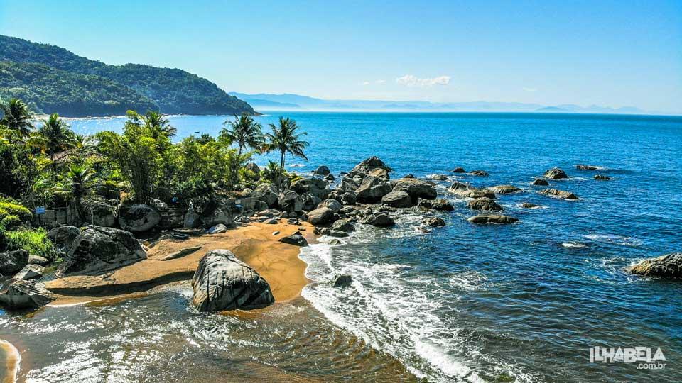 Praia do Poço - Ilhabela - Ilhabela.com.br
