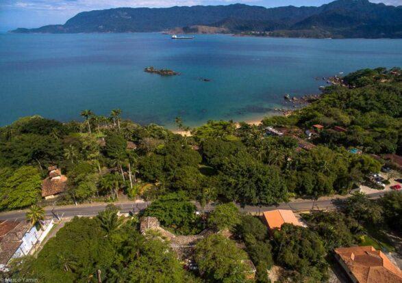 Pousada Villa da Prainha - Praia do Julião - Ilhabela