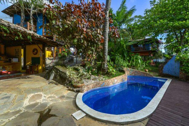 Pousada Villa da Prainha - Ilhabela