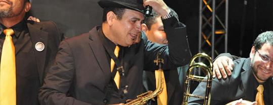 Spok Frevo Orquestra, ritmo tradicional pernambucano
