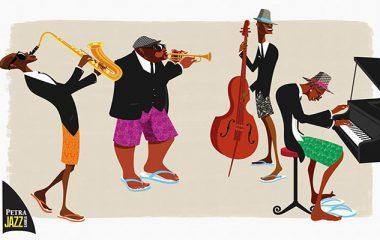 Começa hoje o Petra Jazz Festival