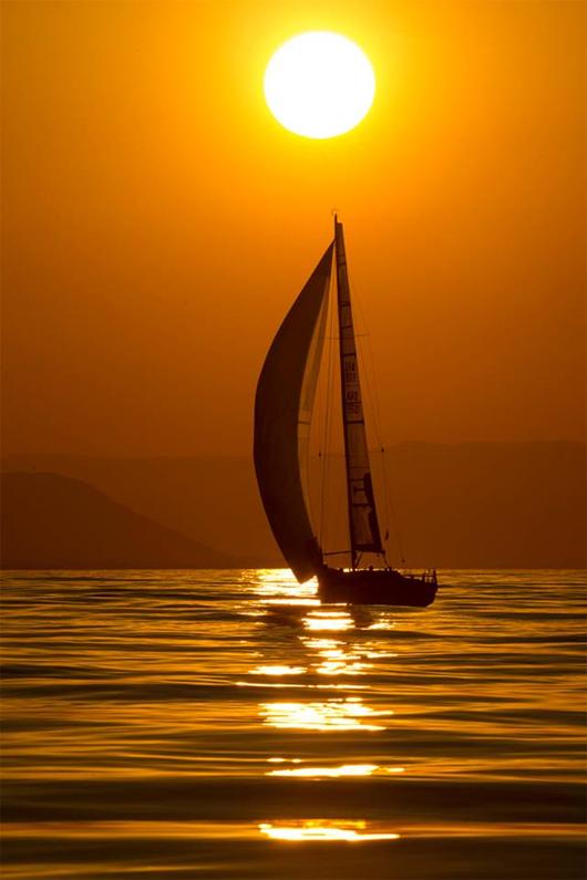 Barco Crioula é o mais veloz na abertura da  Rolex Ilhabela Sailing Week